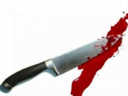 For Protesting Domestic Violence Husband Attacked Nabour With Knife