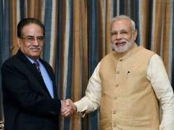 Nepal Pm Prachanda Meets Jinping Narendra Modi On Brics