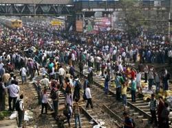 Rail Blockade Late Arrival At Sealdah South Section