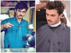 Pakistan S Blue Eyed Chaiwalla Just Got Makeover