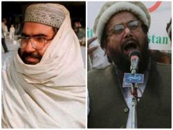 Pak Media Questions Govt S Inaction Against Masood Azhar Hafiz Saeed