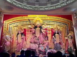 Durga Pujo Special Today Is Mahanabami