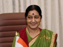 Sushma Swaraj Ensures Safe Return 19 Pakistani Girls