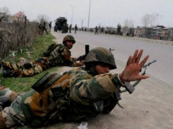Heavy Firing By Pakistan Jammu Residents Asked Stay Indoors