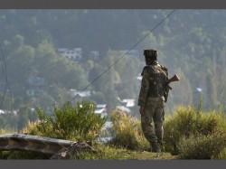 Pakistani Spy Arrested Jammu Kashmir S Samba Sim Cards Map Found
