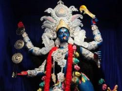 Kolkata Diwali Rajarhat Dundum Kali Puja Theme
