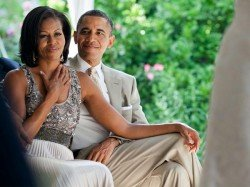 Us President Obama Says Michelle Obama Would Have Divorced Him