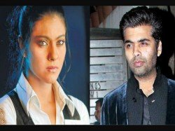 Personal Issue Created Problems Between Karan Johar Kajol