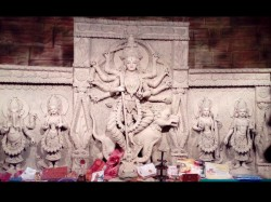 Durga Pujo Special Today Is Bijayadashami