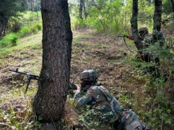 Pakistan Violates Ceasefire Along Loc Nowshera Sector