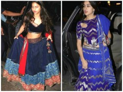 Suhana Khan Sara Ali Khan Aaradhya S Inside Picture Bachchan Diwali