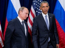 Obama Putin Meetsing At Apec For Some Minutes