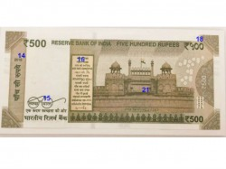 Ways Check If Your New Rs 2000 Rs 500 Notes Are Real