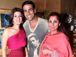 Twinkle Khanna S Mother Dimple Thought Akshay Kumar Was Gay
