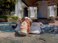 Hindu Temples Vandalised Bangladesh Over Facebook Post