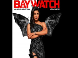 Priyanka Chopra S Baywatch Poster Will Leave You Green With Envy