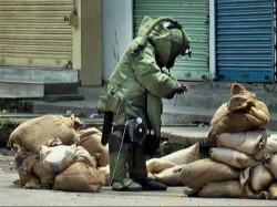 Explosives Inside The House At Alipurduar