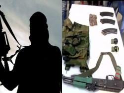 Let Militant From Kashmir Surrenders On Dad S Appeal