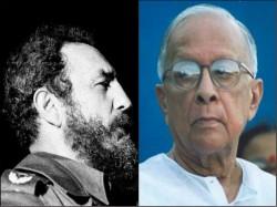 Fidel Castro Is Still Unfading Memories Kolkata