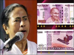 Why No Bengal Tiger On New 2000 Rupee Note Asks Mamata Banerjee