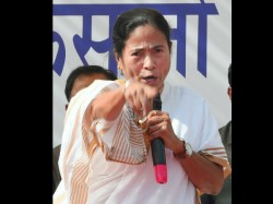 Will People Eat Plastic Money Furious Mamata Attacked Modi