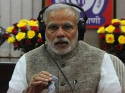 Pm Narendra Modi Pushes People Cashless Economy Mann Ki Baat