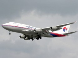 No One At Controls Flight Mh370 When Aircraft Crashed
