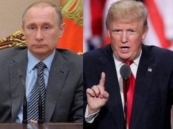 Trump Putin Talks If Hillary Won Their Relations Would Have Hit
