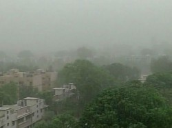 Due Nada Storm Rainfall Started At West Bengal