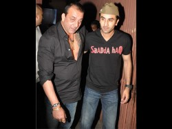 Drunk Sanjay Dutt Made Fun Of Ranbir Kapoor At Party