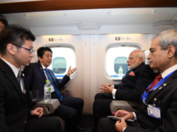 India Japan Bullet Train Cooperation Is To Beat China Strategically