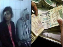 Kanpur Train Accident Some Injured Mysteriously Given Banned Notes