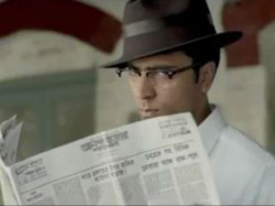 First Trailer Released Byomkesh Pawrbo