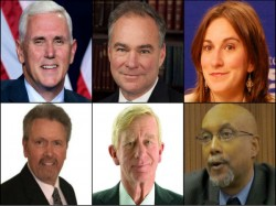 List Vice President Candidates Us Presidential Election