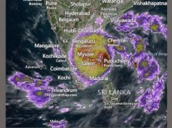 Cyclone Warning Tamil Nadu Heavy Rain Forecast Met Department