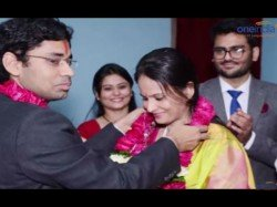 Ias Couple Sets Example Spends Just Rs 500 On Wedding
