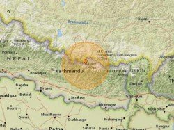 Nepal Earthquake Magnitude 5 4 Hits Region