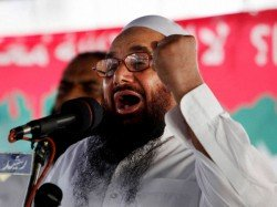 Political Crisis Pakistan Affecting Kashmir Cause Hafiz Saeed