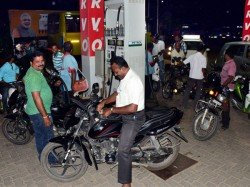 Select Petrol Pumps Dispense Cash Up Rs 2 000 From Friday
