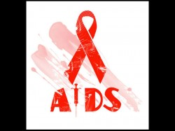 Aids Affected Patient Are Living Normal Rhythm