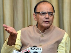 Arun Jaitley S Important Announcement After One Month Demonetisation