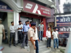 Over Rs 100 Cr Found 44 Fake Accounts Raids On Delhi S Axix Bank Branch