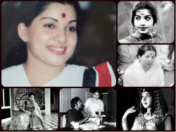 Jayalalithaa Rare Pictures That Narrate Her Journey Cinema Politics
