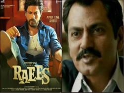 Raees Trailer Release Shahrukh Khan Nawazuddin Siddiqui
