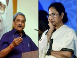 Army Deployment Didn T Expect It From You Manohar Parrikar S Letter To Mamata Banerjee