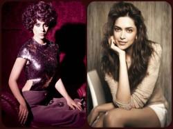 Kangana Ranaut Has Some Fashion Advice Deepika Padukone