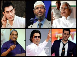 Year Review 2016 Controversial Statements Made Indian Personalities This Year