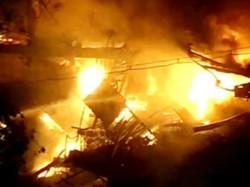 Killed Their Sleep As Fire Breaks In Pune Bakery