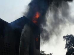 Fire At Jute Mill Shibpur Howrah