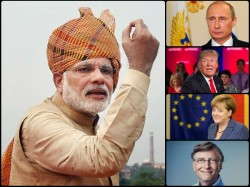 Forbe S The World S Most Powerful People 2016 List Modi On